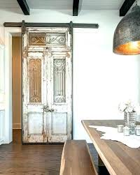 Closet Doors Barn Style Barn Door Style Doors Barn Style Doors Interior To New
