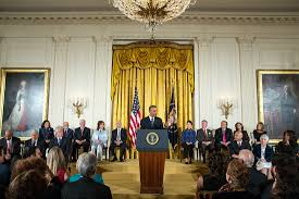 The Inside Of The White House President Obama Announces The Presidential Medal Of Freedom