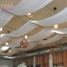 draped ceiling michigan pipe drape rental ceiling wall door draping