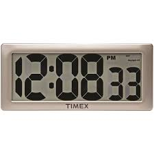 Digital Atomic Desk Clock Temperature Digital Clocks