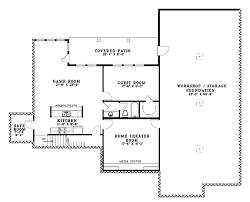 european style house plan 5 beds 3 50 baths 5723 sq ft plan 17 2349