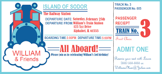 train themed birthday party invitations vertabox com
