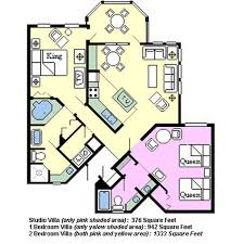 floor plan of old key west disney villa favorite places