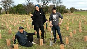 native plants christchurch crowdfunding teams up with schools and community to plant over