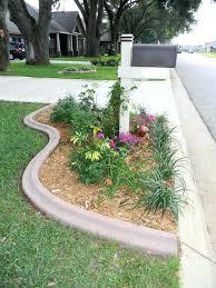 Sidewalk Garden Ideas Mailbox Garden Plans Elcorazon Club