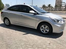 brand hyundai accent hyundai accent 2016 automatic 33000 km like brand riffa