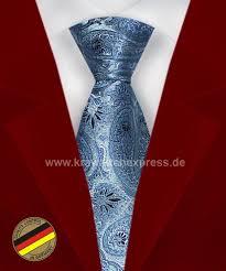 designer krawatten gemusterte krawatte blau blumenmotiv krawattenexpress de