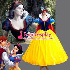 snow white princess dress belle dress christmas cosplay costume