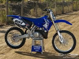 2011 yamaha yz250 first ride photos motorcycle usa