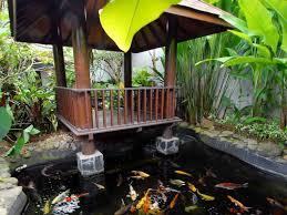 near fish pond small backyard gazebo 2691 hostelgarden net