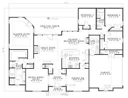 ranch house plans bonaventure place ranch home plan 055d 0774 house plans and more