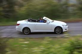 lexus convertible lexus is c review 2009 2012 parkers