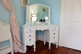 white makeup vanity table white antique vanity furniture alluring vintage vanities white