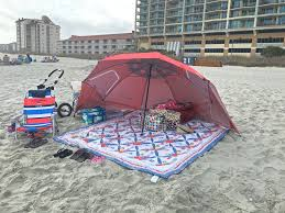 Cheap Beach Umbrella Shareitsaturday The Best Beach Umbrella U201csport Brella U201d U2013 The