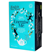tea shop organic wellness tea bags energise me