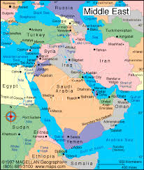 middle east map moses time bill s bible basics map resources