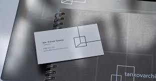 Home Design Company Names Architect Company Names Contemporary 5 Business Card Design
