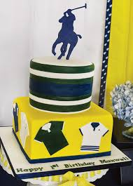 polo themed baby shower ralph inspired polo club birthday party hostess