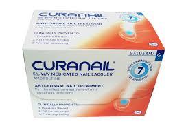 curanail 5 medicated nail lacquer