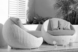 White Chairs For Sale Design Ideas White Outdoor Wicker Furniture Furniture Decoration Ideas