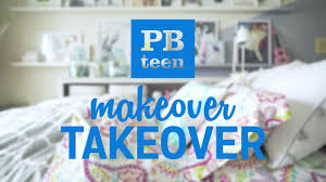 bedroom makeover with pbteen eva youtube