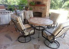 48 durango table top from ancient mosaics along with palazzo dining