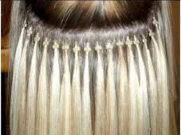 microbead extensions how to micro ring loop hair extensions