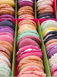 amazing pastel macarons in box colorful macaron gift ideas diy