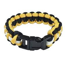 cobra survival bracelet images Tri color survival cobra paracord bracelet pittsburgh jpg