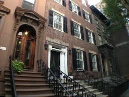 brooklyn house asphalt jungle no more historic brooklyn heights house sheds
