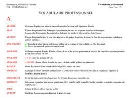 vocabulaire en cuisine thumb large jpg