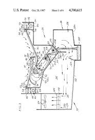 Spray Booth Ventilation System Patent Us4700615 Spray Booth Google Patents