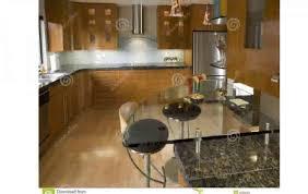 cuisine contemporaine en bois cuisine moderne en bois collection et cuisine contemporaine bois des