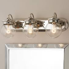 Best Vanity Lights American Classics Images On Pinterest - Bathroom vanity light fixture globes