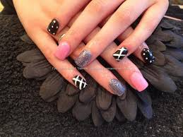 43 best grey and red nails images on pinterest red nails gray