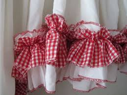 Ruffled Kitchen Curtains 20 Best Tende Country Images On Pinterest Blinds Sheet Curtains