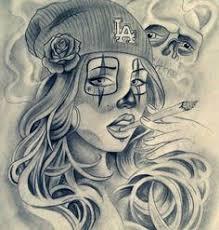 chicano prison tattoos chicano art prison art tattoos murals