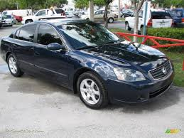 nissan altima 2005 colors 2005 nissan altima 2 5 s in majestic blue metallic 352601 jax