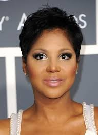 black american hair style on a circle face to school short hairstyles for african american natural hair american
