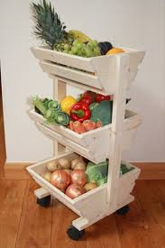 Modern Fruit Holder Pallet Vegetable Storage Rack Jpg 735 1102 Products I Love