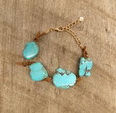 turquoise stone bracelet images Kylie turquoise stone bracelet just a little western jpg