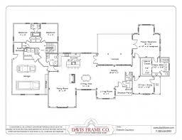 open concept floor plans houses floor best open one story house