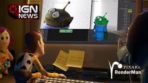 Pixars Pixar U0027s Renderman Software Is Now Free Ign News Youtube