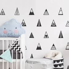 Removable Wall Decals Nursery by Online Get Cheap Mountain Wall Decal Aliexpress Com Alibaba Group