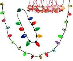 cheap christmas light up necklace christmas light up necklaces buy this bling