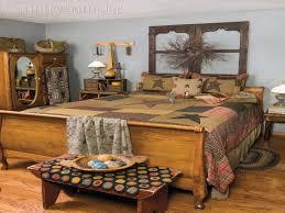 primitive bedroom decorating ideas