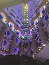 Interior Of Burj Al Arab Interior Of The Hotel Picture Of Burj Al Arab Dubai Tripadvisor