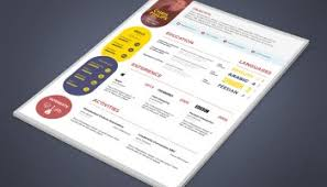 free creative resume templates 2 pages freebie psdfinder co