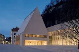 licht und design the new parliament building for the principality of liechtenstein