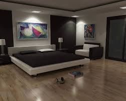 Print Of Some Simple Interior Design That Will Make Your Jaw - Simple bedroom interior design
